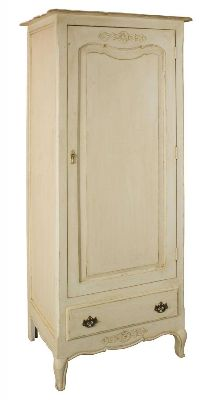 amberley single wardrobe