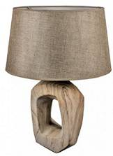 hole table lamp